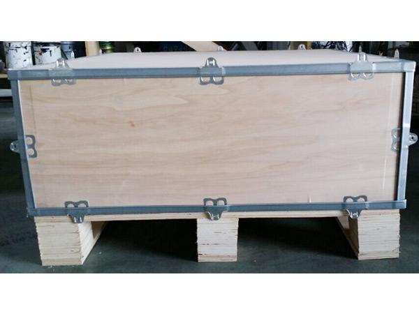 钢带木箱(可拆卸,节省空间)/